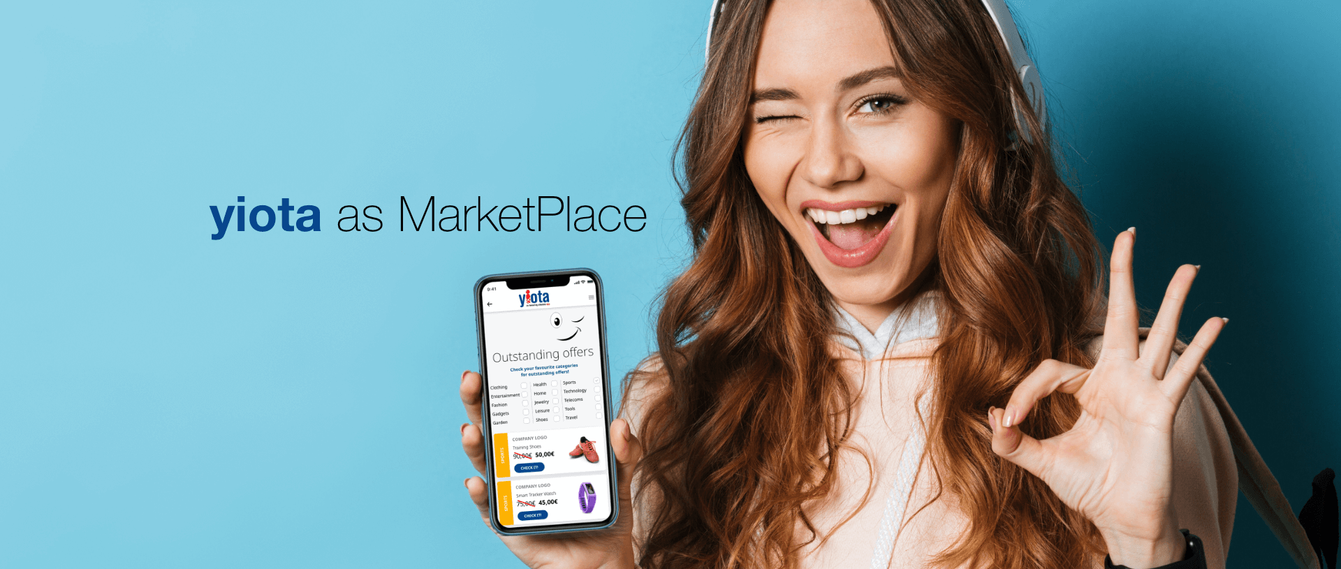 yiota as marketplace